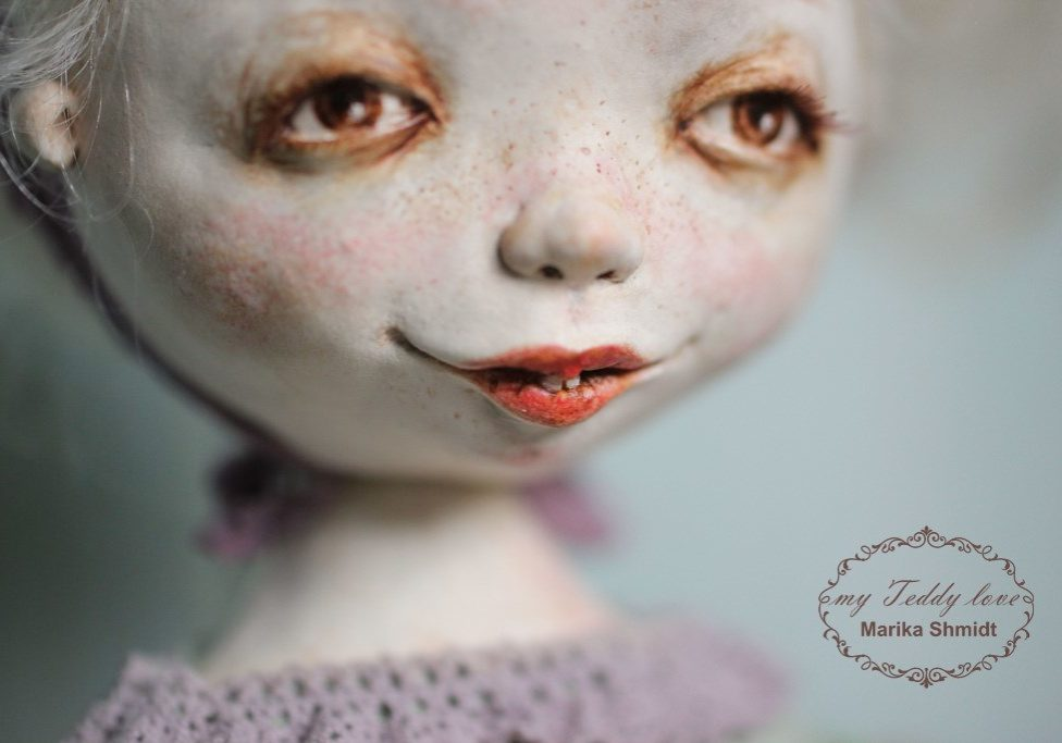 Art dolls by Marika Shmidt